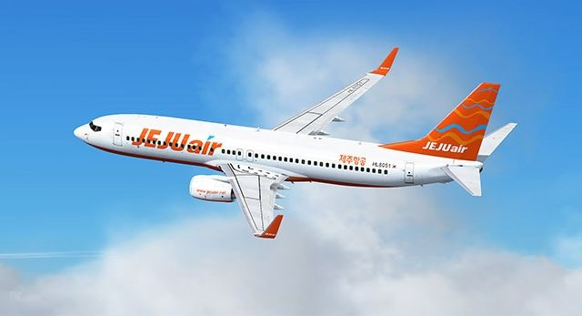 제주항공: 제주항공, 연간 탑승객 1000만 돌파...국적항공사 중 3번째